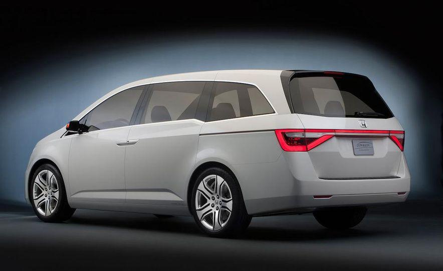 Honda Odyssey concept - Slide 12