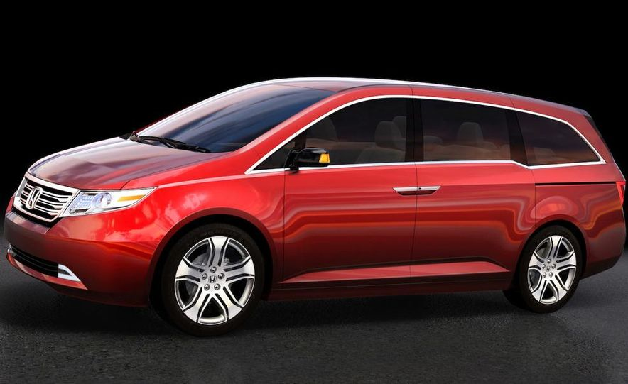 Honda Odyssey concept - Slide 13