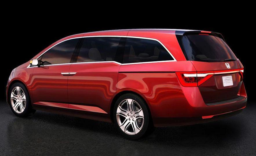 Honda Odyssey concept - Slide 14
