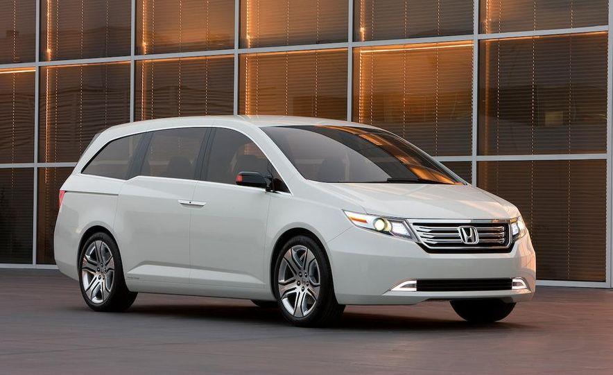 Honda Odyssey concept - Slide 15