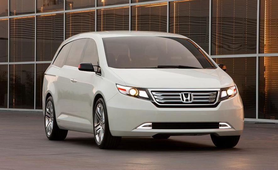 Honda Odyssey concept - Slide 16