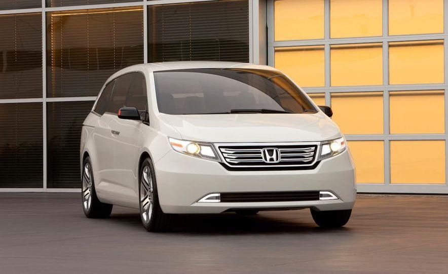 Honda Odyssey concept - Slide 17