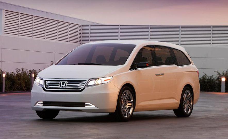 Honda Odyssey concept - Slide 19