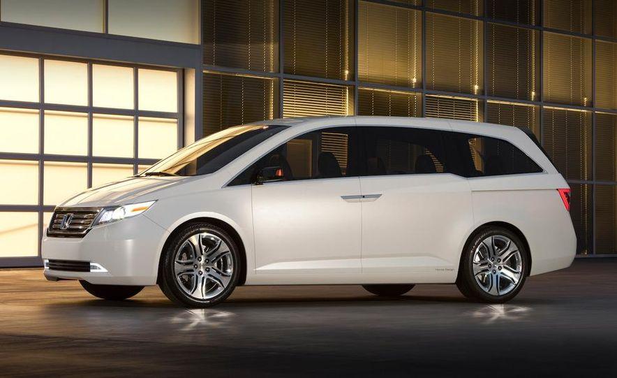 Honda Odyssey concept - Slide 20
