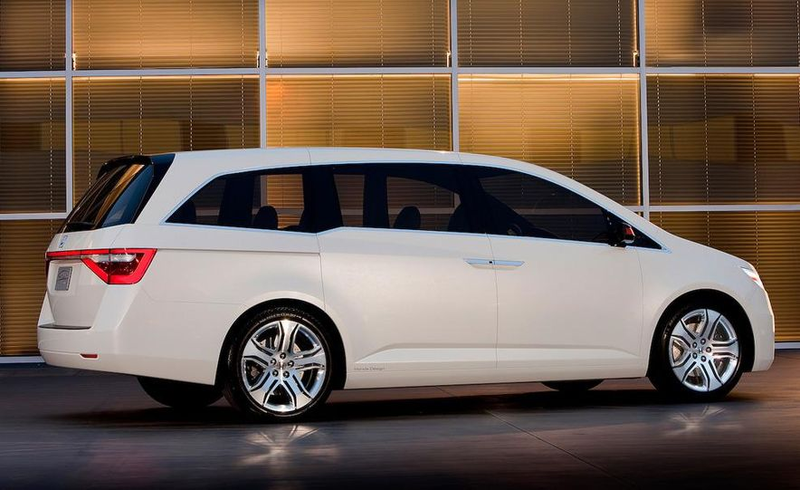 Honda Odyssey concept - Slide 23