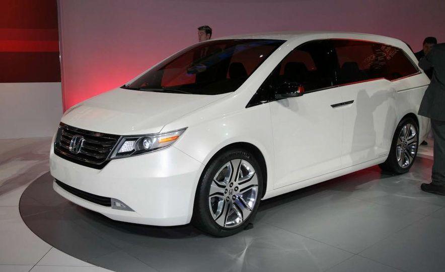 Honda Odyssey concept - Slide 1