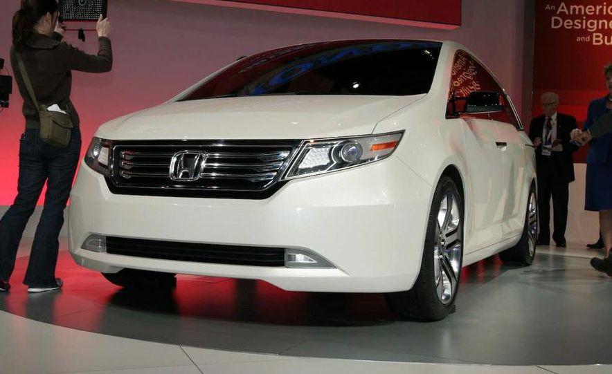 Honda Odyssey concept - Slide 2
