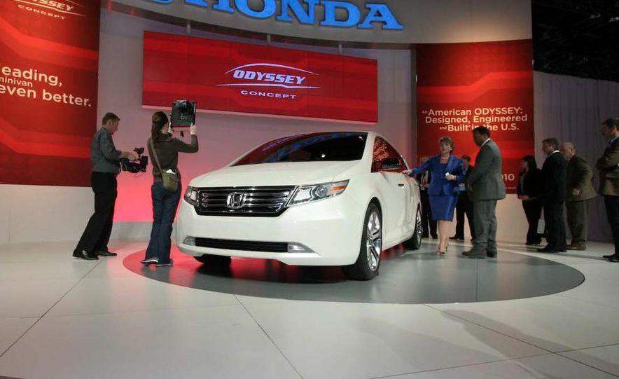 Honda Odyssey concept - Slide 3
