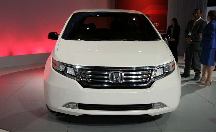 Honda Odyssey concept - Slide 4