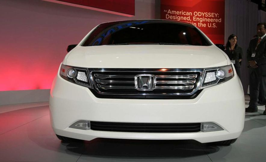 Honda Odyssey concept - Slide 5