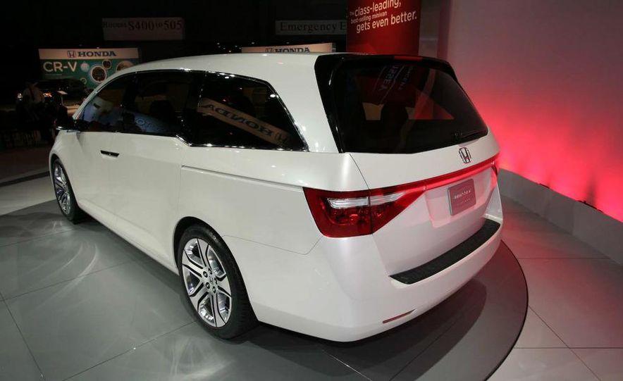 Honda Odyssey concept - Slide 7