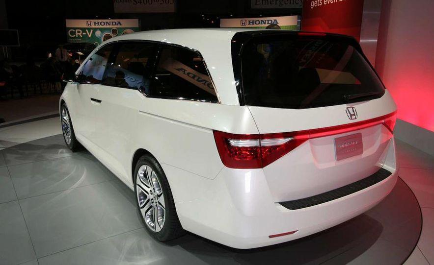 Honda Odyssey concept - Slide 8