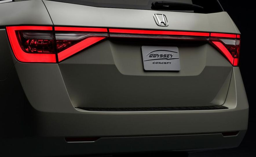 Honda Odyssey concept - Slide 27