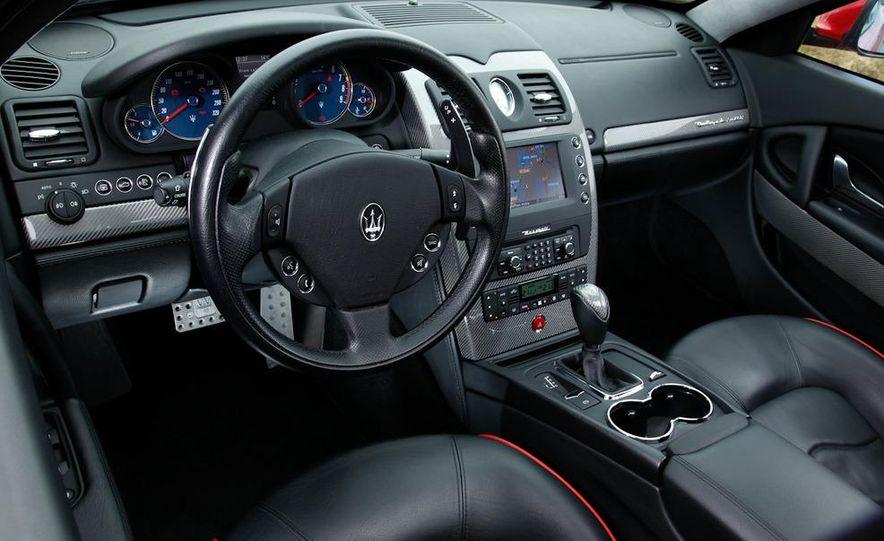 2009 BMW 750i (European spec) - Slide 28