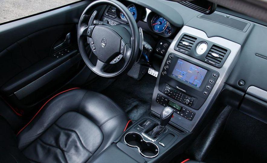 2009 BMW 750i (European spec) - Slide 31