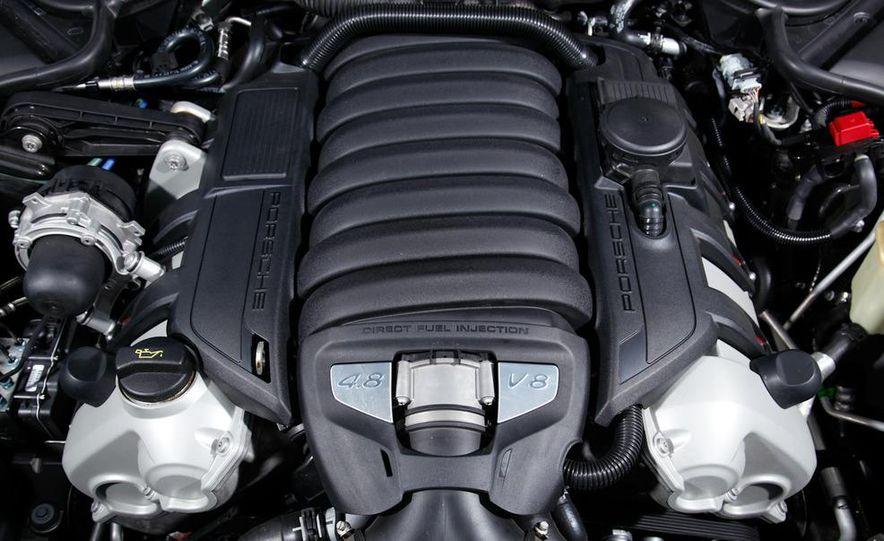 2009 BMW 750i (European spec) - Slide 54