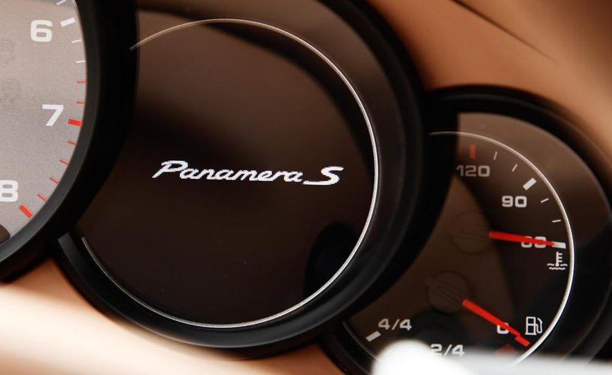 2009 BMW 750i (European spec) - Slide 52