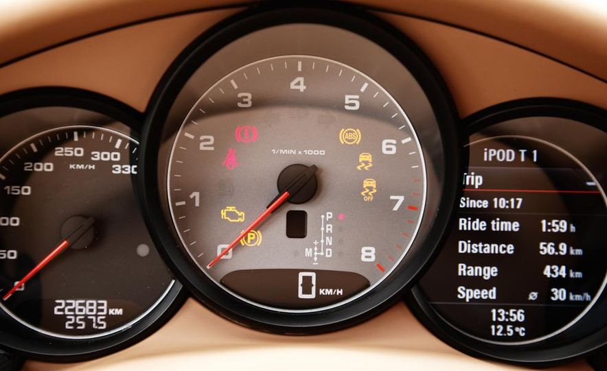 2009 BMW 750i (European spec) - Slide 50