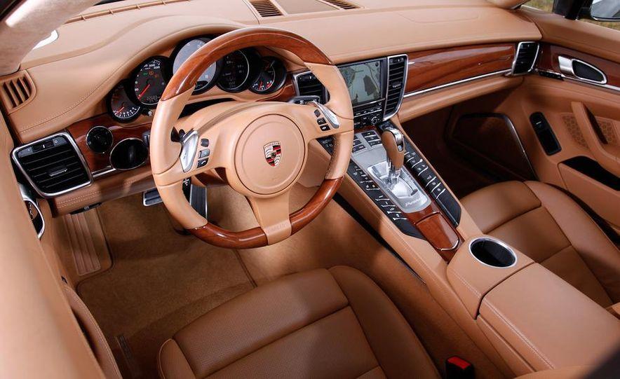 2009 BMW 750i (European spec) - Slide 44