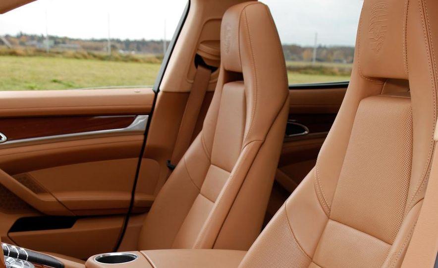 2009 BMW 750i (European spec) - Slide 46
