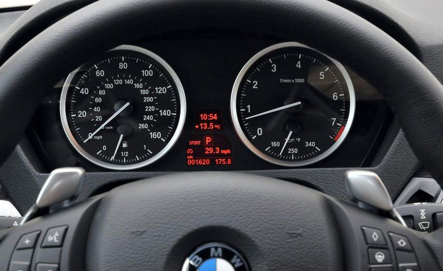 2009 BMW X6 xDrive35i - Slide 12