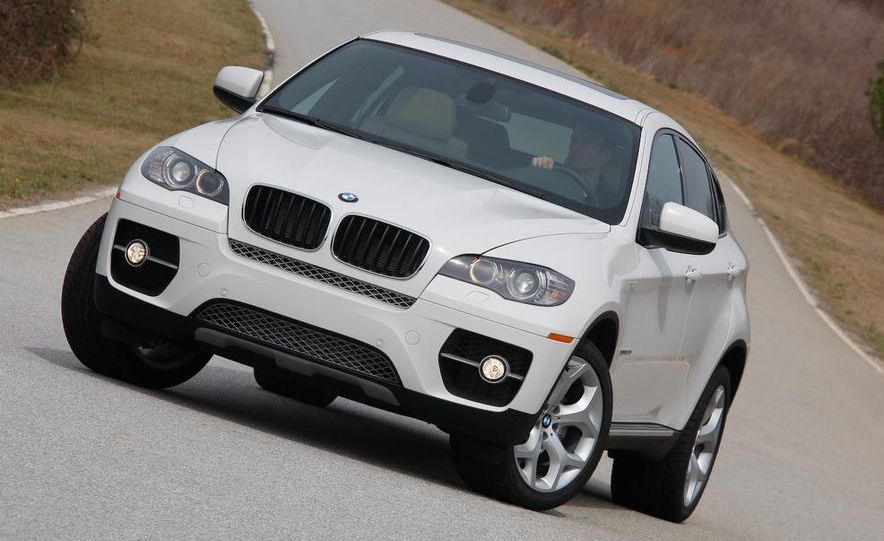 2009 BMW X6 xDrive35i - Slide 6