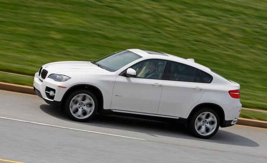 2009 BMW X6 xDrive35i - Slide 4