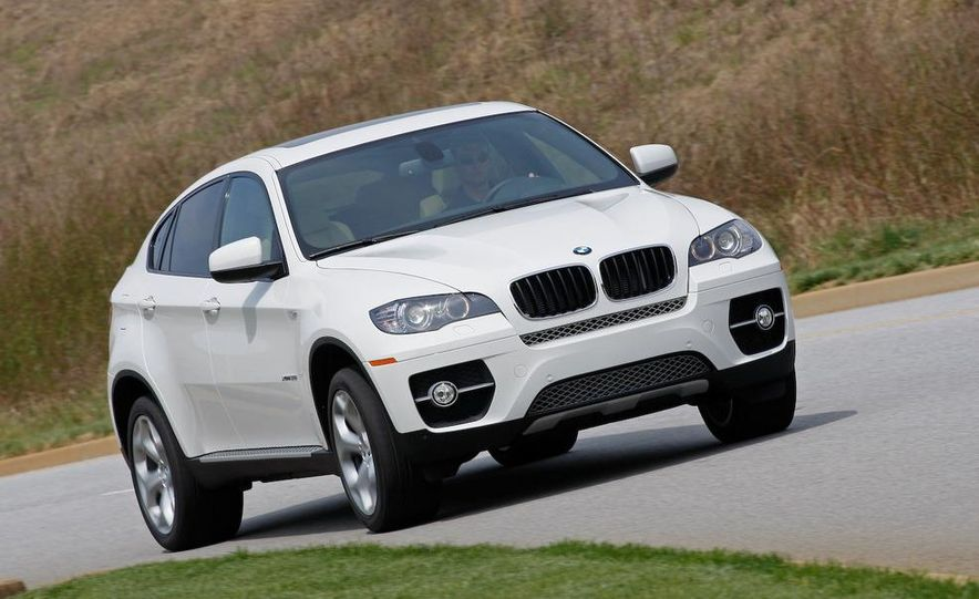 2009 BMW X6 xDrive35i - Slide 5