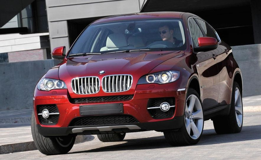 2009 BMW X6 xDrive35i - Slide 27