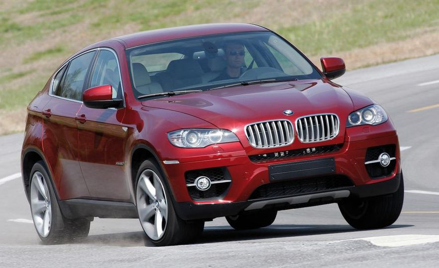 2009 BMW X6 xDrive35i - Slide 15
