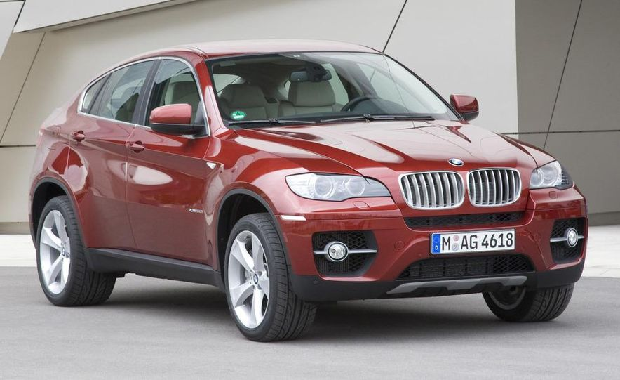 2009 BMW X6 xDrive35i - Slide 28