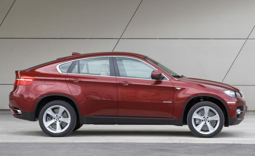 2009 BMW X6 xDrive35i - Slide 29
