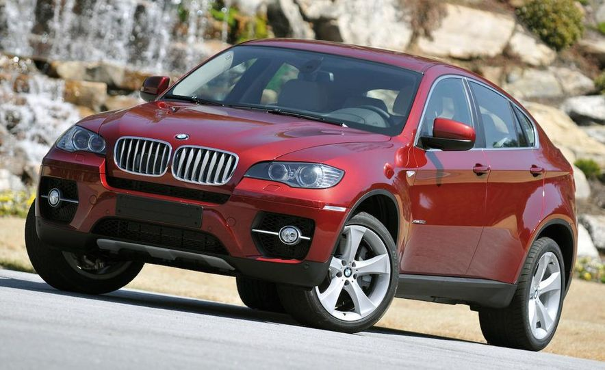 2009 BMW X6 xDrive35i - Slide 31