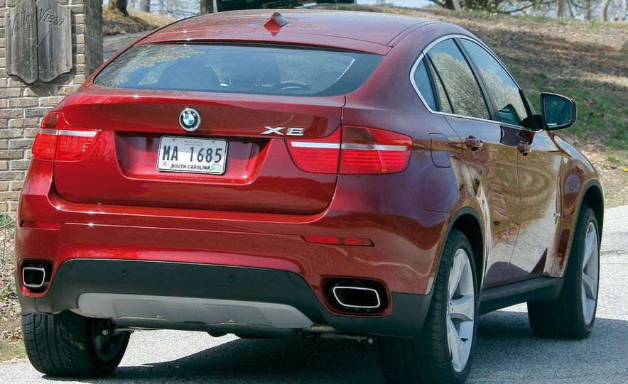 2009 BMW X6 xDrive35i - Slide 33