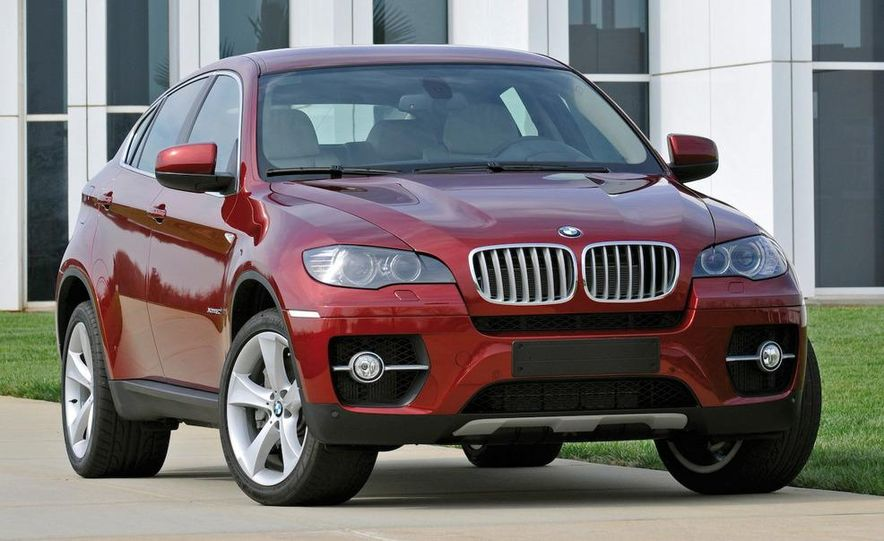 2009 BMW X6 xDrive35i - Slide 34