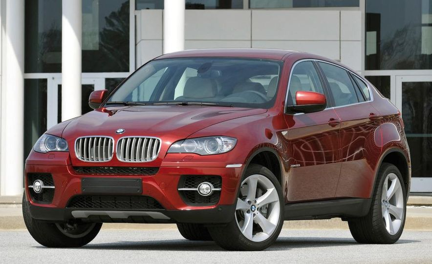 2009 BMW X6 xDrive35i - Slide 35