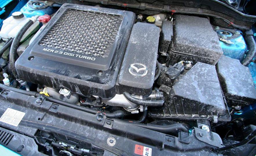 2010 Mazdaspeed 3 - Slide 144