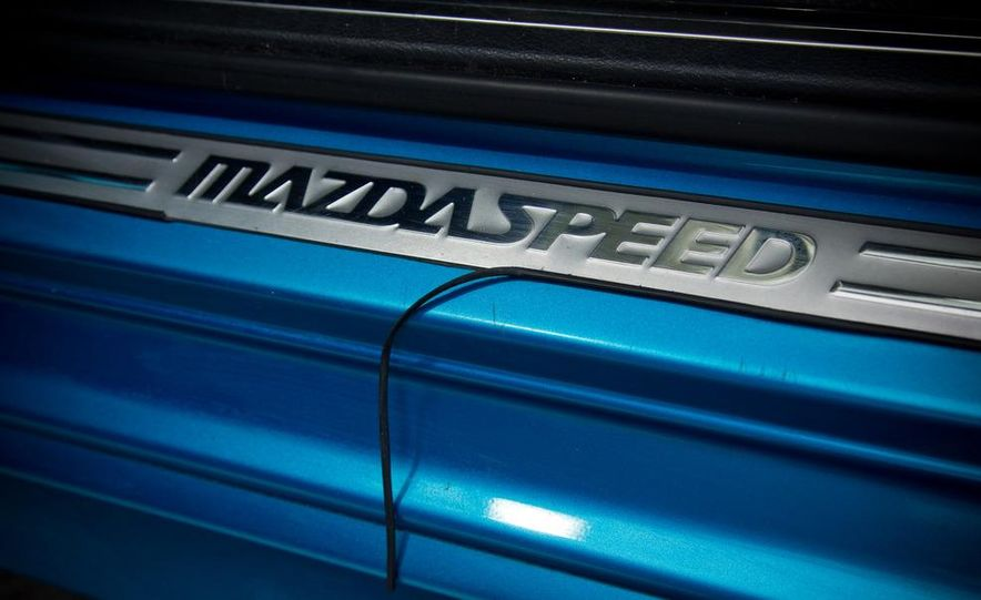 2010 Mazdaspeed 3 - Slide 123