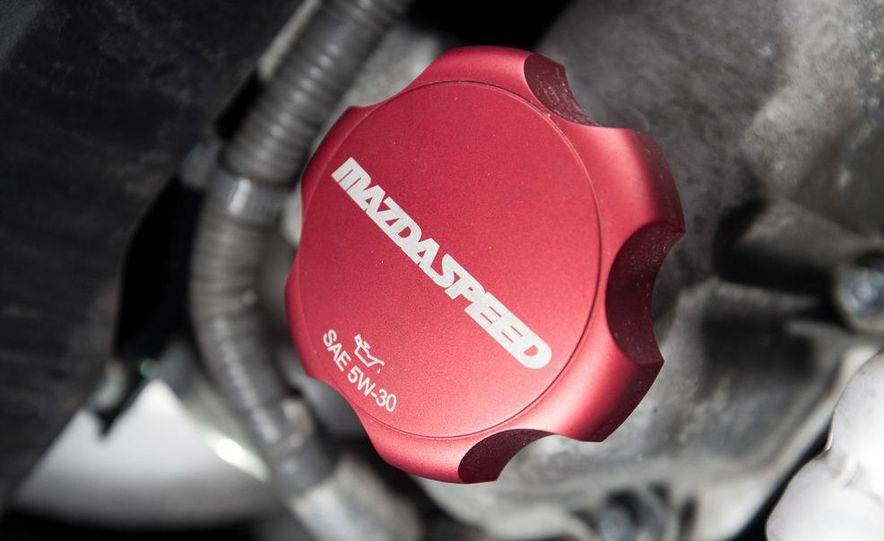 2010 Mazdaspeed 3 - Slide 142