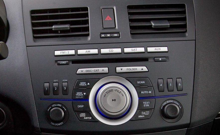 2010 Mazdaspeed 3 - Slide 119