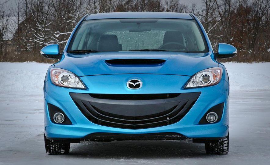 2010 Mazdaspeed 3 - Slide 54