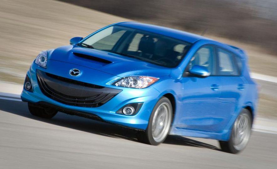 2010 Mazdaspeed 3 - Slide 15