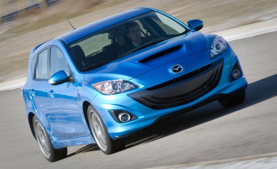 2010 Mazdaspeed 3 - Slide 16