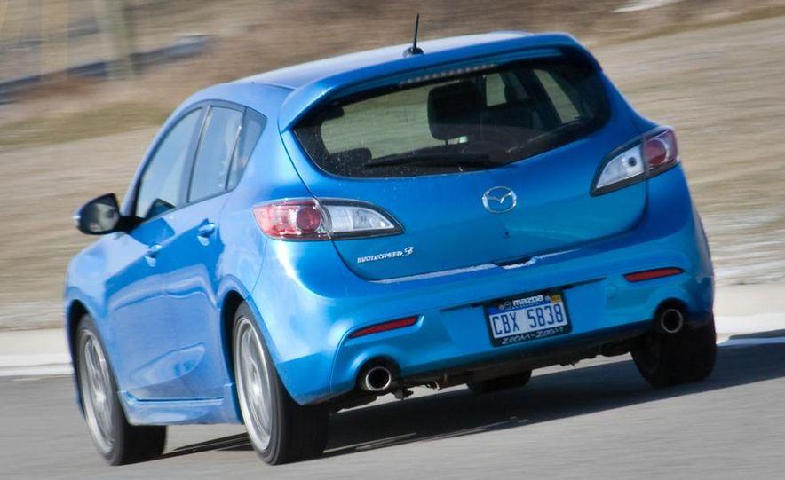 2010 Mazdaspeed 3 - Slide 18