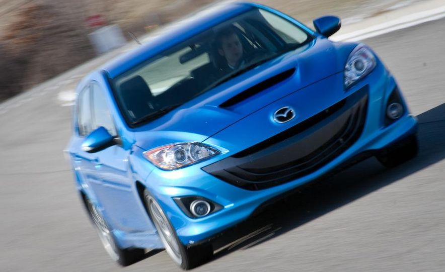 2010 Mazdaspeed 3 - Slide 19