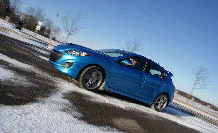 2010 Mazdaspeed 3 - Slide 20