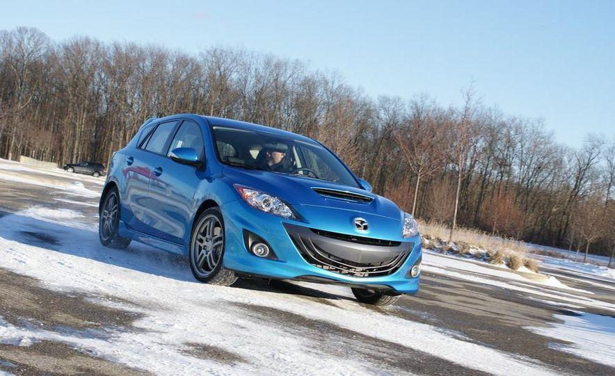 2010 Mazdaspeed 3 - Slide 61