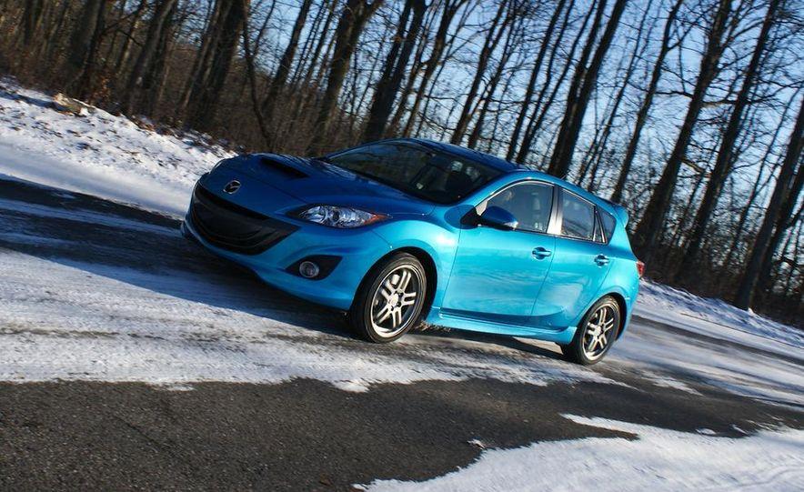 2010 Mazdaspeed 3 - Slide 63