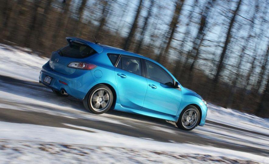 2010 Mazdaspeed 3 - Slide 24