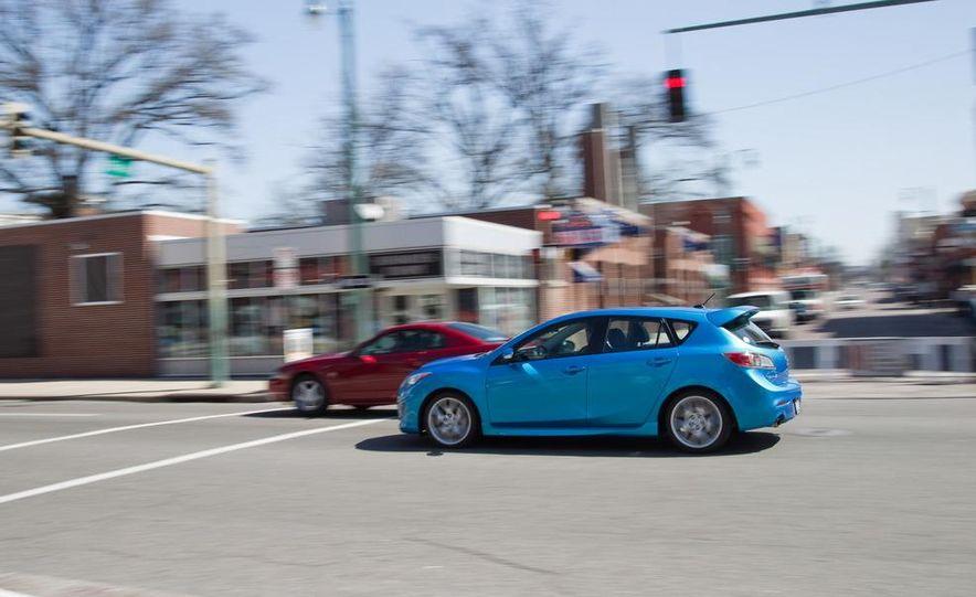 2010 Mazdaspeed 3 - Slide 5
